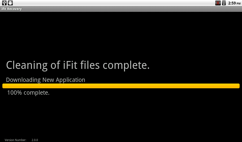 Reinstall iFit Software: Repair Tool – iFit Support